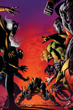 Wolverine: Origins No29 Cover: Wolverine  Storm  Cyclops  Banshee  Colossus and Nightcrawler