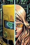 Secret Avengers 8 Cover: Mockingbird  AIM