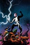 Avengers Academy No5 Cover: Striker Standing