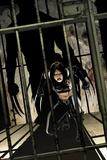 Daken: Dark Wolverine No9 Cover: X-23 Crouching