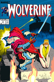 Wolverine No3 Cover: Wolverine