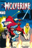 Wolverine No3 Cover: Wolverine