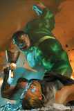 Ultimate Comics Ultimates 26 Cover: Thor  Hulk