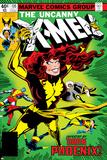 Uncanny X-Men No135 Cover: Grey  Jean  Colossus  Wolverine  Storm  Cyclops  Dark Phoenix and X-Men