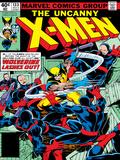 Marvel Comics Retro: The X-Men Comic Book Cover No133  Wolverine Lashes Out