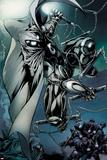 Shadowland: Moon Knight No1: Moon Knight Fighting