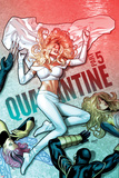 Uncanny X-Men No534 Cover: Emma Frost has Fallen