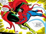 Marvel Comics Retro: The Amazing Spider-Man Comic Panel  Medusa