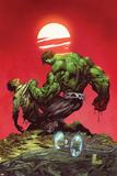 Incredible Hulk No3: Hulk and Bruce Banner Fighting