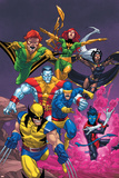 Uncanny X-Men: First Class No2 Cover: Wolverine