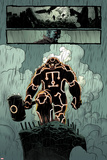 Thunderbolts No158: Panels with Juggernaut