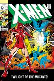 X-Men No52 Cover: Erik The Red and X-Men