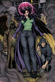 Ultimate X No4: Jean Grey Hovering  Surrounded by Smoke