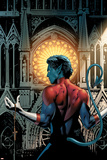 Nightcrawler No3 Cover: Nightcrawler Fighting
