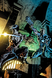Secret Avengers No9 Cover: Steve Rogers and Shang-Chi are Armed