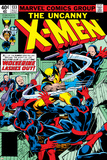 Uncanny X-Men No133 Cover: Wolverine and Hellfire Club