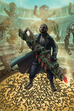 Cataclysm Ultimates 1 Cover: Nick Fury