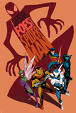 The Superior Foes of Spider-Man 1 Cover: Shocker  Beetle  Boomerang  Overdrive  Speed Demon