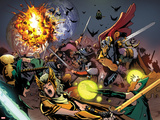 Loki: Agent of Asgard 16 with Loki  Frigga  Enchantress  Fandral  Hogun  Volstagg  & More