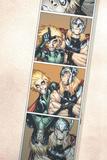 Alpha: Big Time 4 Cover: Alpha  Thor