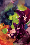 She-Hulk No 11 Cover  Featuring: She-Hulk  Titania