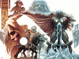 Thor: For Asgard No1 Cover: Thor Standing