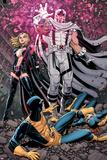 Uncanny X-Men 12 Cover: Magneto  Frost  Emma  Cyclops  Grey  Jean