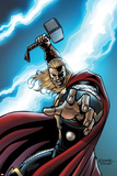 Thor: Crown of Fools 1 Cover: Thor