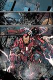 Ultimate Comics Ultimates 28 Featuring Iron Man