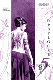 5 Ronin No4 Cover: Psylocke
