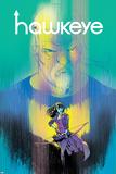 Hawkeye 1 Cover Featuring Hawkeye  Bishop  Kate
