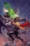 Thor: God of Thunder 13 Cover: Thor  Malekith