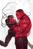 Thunderbolts 2 Cover: Red Hulk  Venom