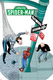 Spidey Sunday Spectacular! No1 Cover: Spider-Man Leaning Against a Lamp Post