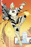 Cataclysm: Ultimate X-Men 1 Featuring Jones  Rick  Captain Marvel  Iceman