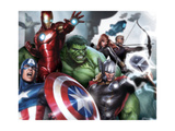Avengers Assemble Style Guide with Thor  Hulk  Iron Man  Captain America  Hawkeye & More