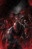 Spider-Man 2099 No 6 Cover  Featuring: Spider-Man 2099  Lady Spider  Spider-Man