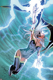 X-Men No22: Storm Flying  Expelling Lightning and Energy