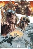 Thor: For Asgard No1: Thor Posing