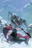 Thor: God of Thunder 16 Cover: Thor  Malekith