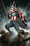 Captain America: Living Legend 1 Cover: Captain America