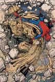 Spidey No2 Panel  Featuring Sandman and Spider-Man