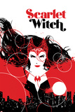 Cover  Featuring Scarlet Witch