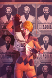 All-New Inhumans No2 Cover  Featuring Crystal and Commissar