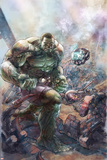 Indestructible Hulk 1 Cover Featuring Hulk