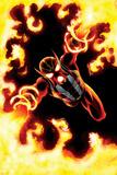 Uncanny Avengers 8 Cover: Sunfire