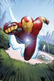 Invincible Iron Man No5 Panel