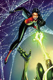 Spider-Woman No 6 Cover Art Featuring: Spider Woman  Super Adaptoid