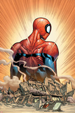 The Amazing Spider-Man No 18 Cover