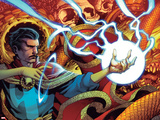 Doctor Strange No 7 Cover Art Featuring: Dr Strange
